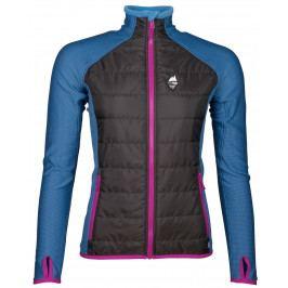 Dámská bunda High Point Flow 2.0 Lady Jacket Velikost: L / Barva: černá/modrá