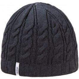 Pletená Merino čepice Kama A110 Velikost: UNI / Barva: tmavě šedá