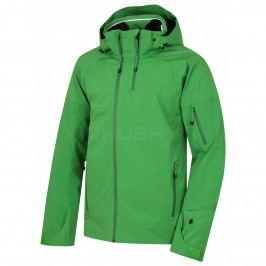Pánská lyžařská bunda Husky Menau M Velikost: XXL / Barva: zelená