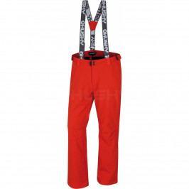 Pánské lyžařské kalhoty Husky Galti M (2017) Velikost: L / Barva: červená