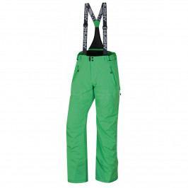 Pánské lyžařské kalhoty Husky Mithy M (2017) Velikost: XL / Barva: světle zelená