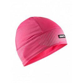 Čepice Craft Brilliant 2.0 Velikost: S-M / Barva: růžová