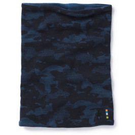 Šátek Smartwool Merino 250 Reversible Pattern Neck Gaiter Barva: modrá