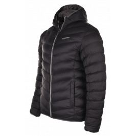 Pánská bunda Hi-Tec Sorne Velikost: M / Barva: černá