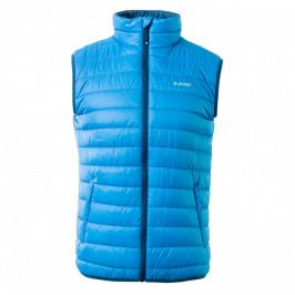 Pánská vesta Hi-Tec Solner Velikost: XL / Barva: modrá