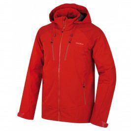 Pánská bunda Husky Sahony M Velikost: M / Barva: červená
