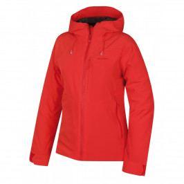 Dámská hardshellová bunda Husky Narbi L Velikost: M / Barva: červená