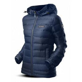 Dámská péřová bunda Trimm Topas Lady Velikost: M / Barva: modrá