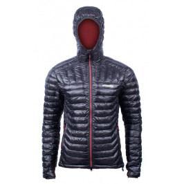Pánská bunda Pinguin Glimmer Hoody Velikost: XL / Barva: černá