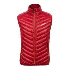 Dámská vesta Pinguin Breeze Vest Velikost: M / Barva: červená