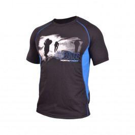 Pánské tričko Northfinder Vtacnik Velikost: XXL / Barva: černá