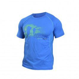 Pánské tričko Northfinder Vtacnik Velikost: XXL / Barva: modrá