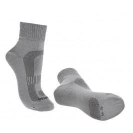 Ponožky Bennon Sock Air Velikost ponožek: 45-47 / Barva: šedá
