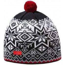 Pletená Merino čepice Kama AW41 Velikost: L / Barva: černá