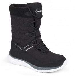 Dámské zimní boty Loap Integra Velikost bot (EU): 40 / Barva: černá