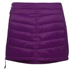 Zimní sukně Skhoop Down Mini Velikost: S (36) / Barva: fialová