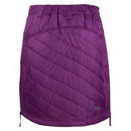 Zimní sukně Skhoop Sandy Short Velikost: M (38) / Barva: fialová