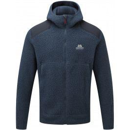 Pánská mikina Mountain Equipment Moreno Hooded Jacket Velikost: M / Barva: modrá