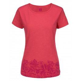 Dámské triko Loap Balisey Velikost: M / Barva: červená