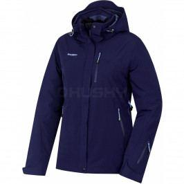 Dámská lyžařská bunda Husky Gairi L Velikost: L / Barva: modrá