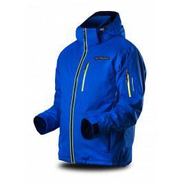Pánská bunda Trimm Falcon Velikost: M / Barva: modrá/žlutá