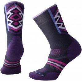 Dámské ponožky Smartwool W Phd Nordic Medium Velikost ponožek: 42-45 / Barva: modrá