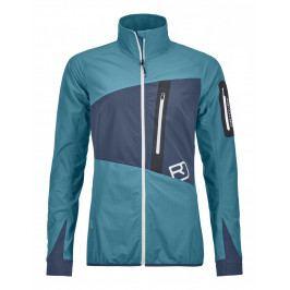 Bunda Ortovox W's Tofana Jacket Velikost: M / Barva: modrá
