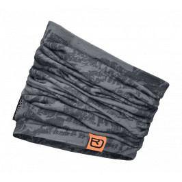Nákrčník Ortovox 120 Tec Neckwarmer Barva: černá/šedá