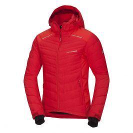 Pánská lyžařská bunda Northfinder Franco Velikost: XXXL / Barva: červená