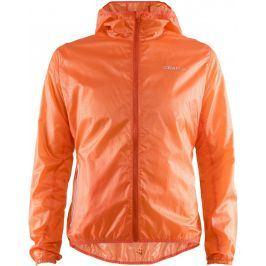 Dámská bunda Craft Breakaway Light Velikost: S / Barva: oranžová