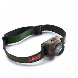 Čelovka Coleman BatteryGuard 250L LED Headlamp Barva: šedá