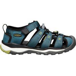 Dětské sandály Keen Newport Neo H2 Dětské velikosti bot: 32/33 (1) / Barva: tmavě modrá