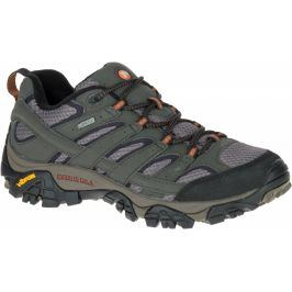 Dámské boty Merrell Moab 2 GTX Velikost bot (EU): 37,5 (UK 4,5) / Barva: šedá