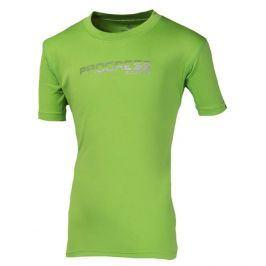 Dětské triko Progress Manio 26EA Dětská velikost: 140 / Barva: zelená