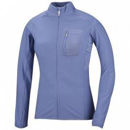 Dámská funkční mikina Husky Tarr zip L Velikost: L / Barva: modrá