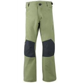 Dětské kalhoty Husky Zony K Dětská velikost: 140 / Barva: zelená