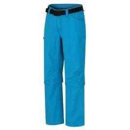 Dětské kalhoty Hannah Coaster JR Dětská velikost: 152 / Barva: modrá