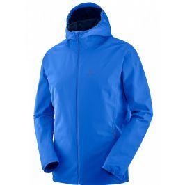 Pánská bunda Salomon Essential JKT M Velikost: XXL / Barva: modrá