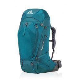 Dámský batoh Gregory Deva 70 Velikost zad batohu: XS / Barva: tyrkysová