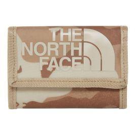 Peněženka The North Face Base Camp Wallet Barva: hnědá