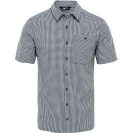 The North Face Pánská košile North Face S/S Hypress Shirt Velikost: L / Barva: šedá