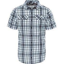 The North Face Pánská košile North Face S/S Pine Knot Velikost: L / Barva: šedá