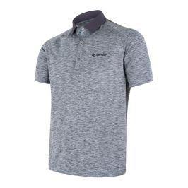 Pánské funkční triko polo Sensor Motion Velikost: L / Barva: šedá