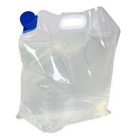 Kanystr Bo-Camp Jerrycan Water Bag 5l Barva: průhledná