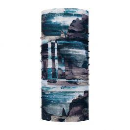 Šátek Buff Coolnet UV+ Barva: šedá/bílá/černá