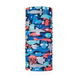 Dětský šátek Buff Coolnet UV+ Baby Barva: modrá