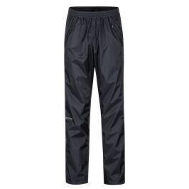 Pánské kalhoty Marmot PreCip Eco Full Zip Pants Velikost: XXL / Barva: černá