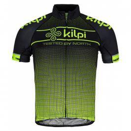 Pánský cyklistický dres Kilpi Entero M Velikost: XL / Barva: YEL
