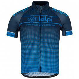 Pánský cyklistický dres Kilpi Entero M Velikost: XL / Barva: modrá