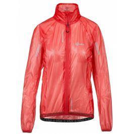 Dámská bunda Kilpi Rainar W Velikost: L (40) / Barva: růžová